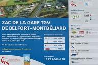 TGV Rhine-Rhone – Belfort-Montbéliard TGV Station