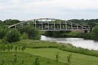 From Jubilee Bridge embankment