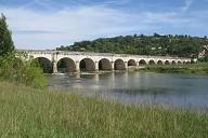 Agen Canal Bridge
