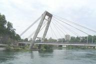 Schaffhausen Rhine Bridge for the N4.