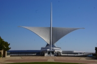 Milwaukee Art Museum Pedestrian Bridge
