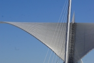 Milwaukee Art Museum Pedestrian Bridge