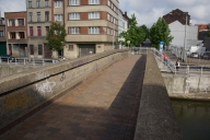Rue des Gosselies Footbridge