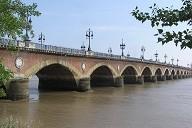 Pont de Pierrepont routeBordeauxGironde