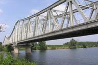 Pont de CacorPont railMoissacTarn et Garonne
