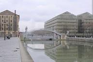 Rue de Crimée Lift Bridge