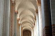 Abbaye de Saint-SavinBas-côté.