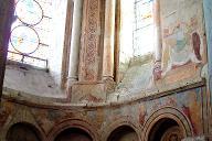 Abbaye de Saint-SavinChapelle axiale.