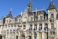 Rathaus von Charleville-Mézières