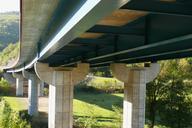 Autoroute A75 - Pont de l'Alagnonnette