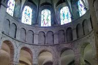 Beaugency - Eglise abbatiale Notre-Dame - Choeur.