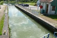 Canal de la Marne au Rhin - Ecluse n°46 de Mussey