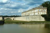 Enghien Castle, Chantilly.