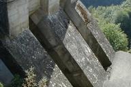 Pont des PierresArch springing.