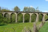 Brive - Montauban Railroad Line – Lamouroux Viaduct