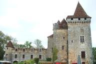 Saint-Jean-de-Côle - Château de La Marthonie - Un jour de Floralies