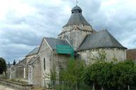 Saint-Nicolas Church at Tavant.