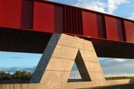 LGV Est-Européenne - Viaduc de Bussy-le-Château - Une pile