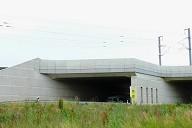 LGV Est Européenne - Pont-rail de franchissement du RD910