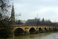 Pont des Morts à Metz.