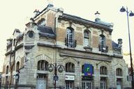 Boulainvilliers Station