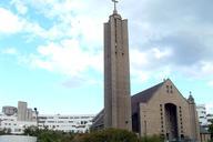 Eglise Notre-Dame-de-Fatima-Marie-Médiatrice, Paris.