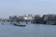 Pont des Arts & Institut de France - Collège des Quatre Nations