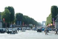 Champs-Elysées, Horses of Marly.
