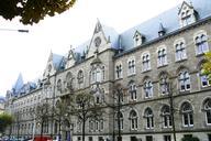 Hauptpostamt Straßburg