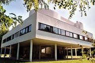 Villa Savoye.