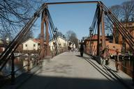 Jernbron, Uppsala.