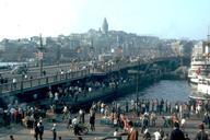 Galata Floating Bridge (Istanbul, 1912)