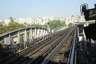 Bir-Hakeim Metro Station