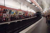 Saint-Michel Metro Station
