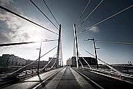 Crusell Bridge, Crusell cable-stayed bridge - BIM changed approach
