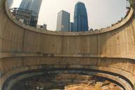 Hong Kong International Finance Centre North EastBSG - Northern Basement Shaft (internal - close).