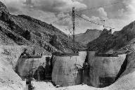 Coolidge Dam, Arizon.(HAER, ARIZ,11-PERI.V,1-23)