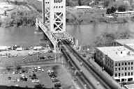 Tower Bridge, Sacramento.(HAER, CAL,34-SAC,58-11)