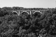 Connecticut Avenue Bridge (William H. Taft Bridge), Washington, D.C.HAER, DC,WASH,560-1)