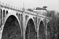 Connecticut Avenue Bridge (William H. Taft Bridge), Washington, D.C.HAER, DC,WASH,560-2)