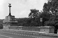 French King Bridge, Erving, Massachusetts, USA.(HAER, MASS,6-ERV,1-3)