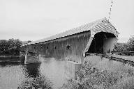 Cornish-Windsor Covered Bridge.(HAER, NH,10-CORN,2-3)