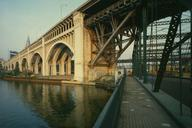 Detroit Superior High Level Bridge.(HAER, OHIO,18-CLEV,22-26)
