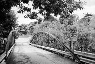 White Bowstring Arch Truss Bridge.(HAER, OHIO,50-POL,2-3)