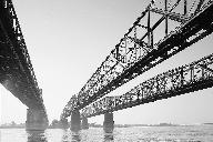 Memphis Bridge, Memphis, Tennessee(HAER, TENN,79-MEMPH,19-1)