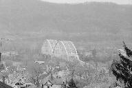 Corapolis Bridge, Corapolis, Pennsylvania.(HAER, PA,2-CORA,1-1)