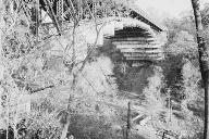 Schenley Park Bridge over Panther Hollow.(HAER, PA,2-PITBU,77-1)