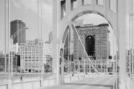 Sixth Street Bridge, Pittsburgh, Pennsylvania(HAER, PA,2-PITBU,78A-2)