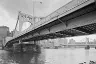 Seventh Street Bridge, Pittsburgh, Pennsylvania.(HAER, PA,2-PITBU,78B-1)