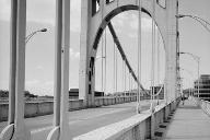 Seventh Street Bridge, Pittsburgh, Pennsylvania.(HAER, PA,2-PITBU,78B-2)
